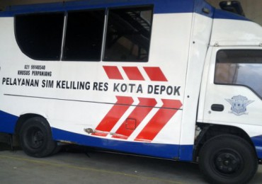 Jadwal SIM Keliling Depok November 2016