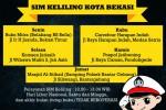 SIM Keliling Kota Bekasi 2017