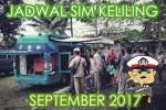 Jadwal SIM Keliling Bantul Februari 2017