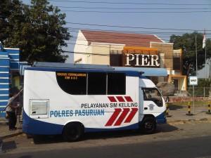 Jadwal SIM Keliling Pasuruan 2017