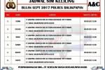 Jadwal SIM Keliling Balikpapan September 2017