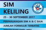 Jadwal SIM Keliling Yogyakarta September 2017 sampul Hari Ini
