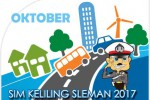 Jadwal SIM Keliling Sleman Oktober 2017
