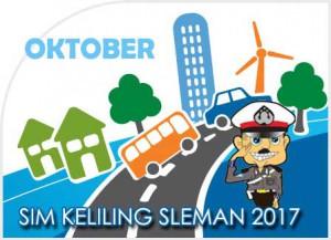 Jadwal SIM Keliling Sleman Oktober 2021