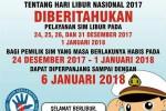 Jadwal perpanjangan SIM januari 2018