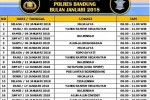 Jadwal SIM Keliling Polres Bandung Bulan Januari 2018