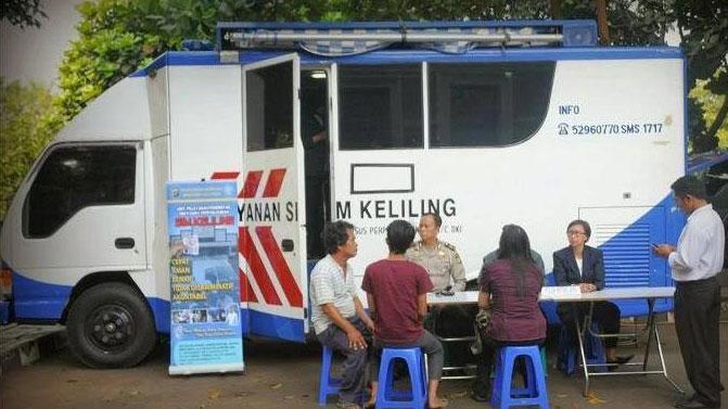 Jadwal SIM Keliling Ciamis Desember 2019