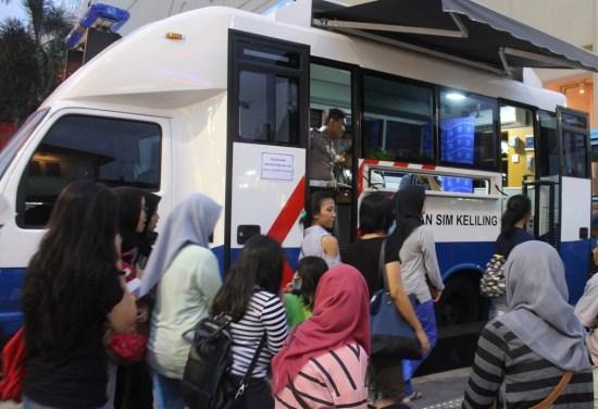 Jadwal SIM Keliling Yogyakarta Juli 2020