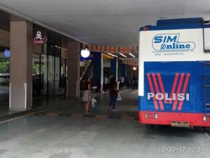 Jadwal SIM Keliling Satpas Polres Tangerang Kota