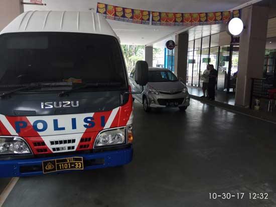 Jadwal SIM Keliling Satpas Polres Tangerang Kota depan