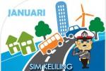 SIM Keliling Sleman Mei 2021