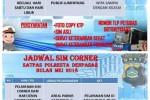 Lokasi SIM Keliling Denpasar Mei 2018