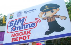 Jadwal SIM Keliling Cianjur Maret 2020