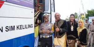 Jadwal SIM Keliling Palu September 2018