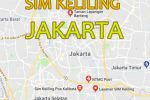 Lokasi Jadwal SIM Keliling Jakarta