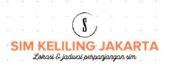 SIM Keliling Jakarta Hari Ini
