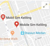 Jadwal SIM Keliling Medan Desember 2019