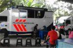 SIM dan SAMSAT Keliling Jakarta Hari Ini