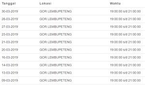 Jadwal Lokasi SIM Keliling Tulungagung