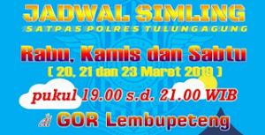 Jadwal SIM Keliling Polres Tulungagung