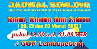Jadwal Lokasi SIM Keliling Tulungagung Oktober 2019