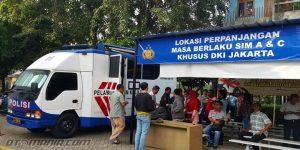 Kapan Mobil SIM Keliling Berada di Jakarta Timur
