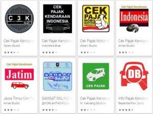 Cek Plat Nomor via Aplikasi iOS atau Android