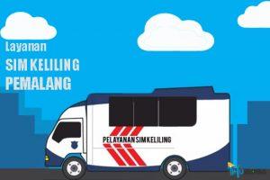 Jadwal SIM Keliling Pemalang April 2021
