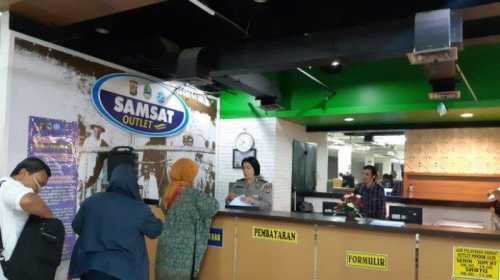 Pelayanan Samling dan Gerai samsat Jakarta Utara