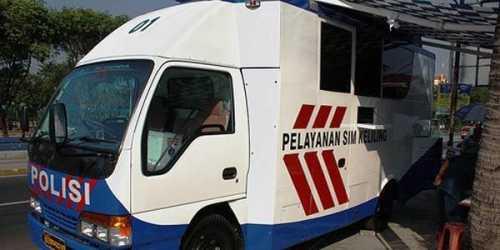 Jadwal SIM Keliling Kota Bogor 2020