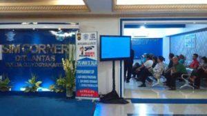 jogja city mall sim corner