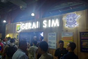 Jam Pelayanan Gerai SIM Ditlantas Polda DI Yogyakarta