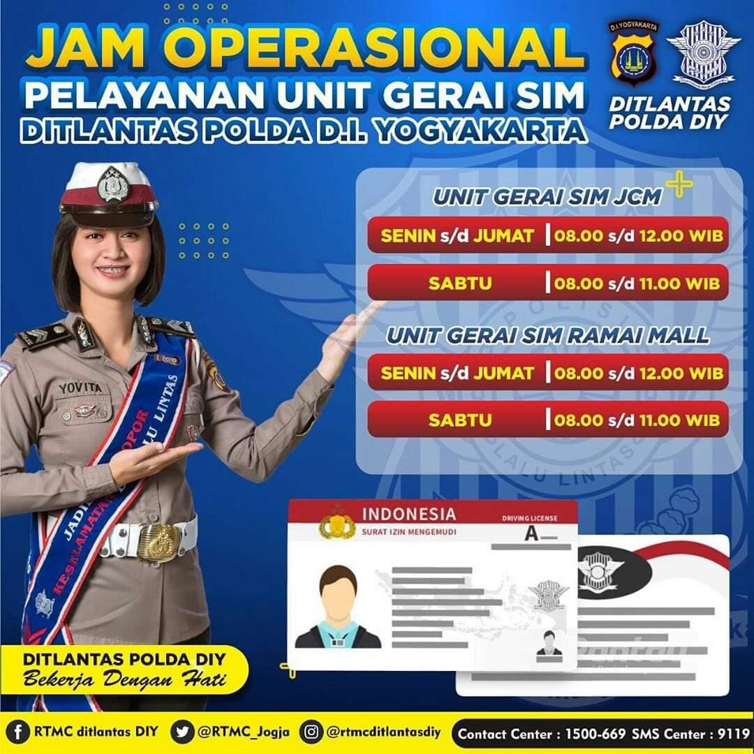 Gerai SIM Yogyakarta