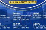 Jadwal SIM Keliling Bogor Agustus 2020