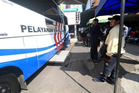Lokasi Layanan SIM Keliling Kota Bogor