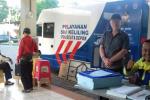 Mobil Pelayanan SIM Keliling Polresta Depok