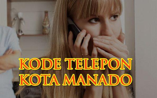Kode telepon Manado dan Nomor Penting Sulawesi Utara
