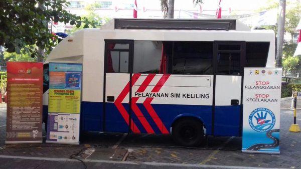 Simak Lokasi Mobil SIM Keliling di Kota Bekasi 19-24 Oktober 2020