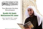 Syech Ali Jaber Meninggal karena covid?