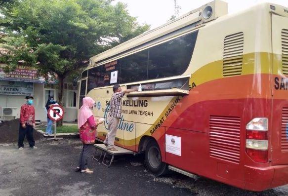Jadwal SIM Keliling Tegal Jawa Tengah